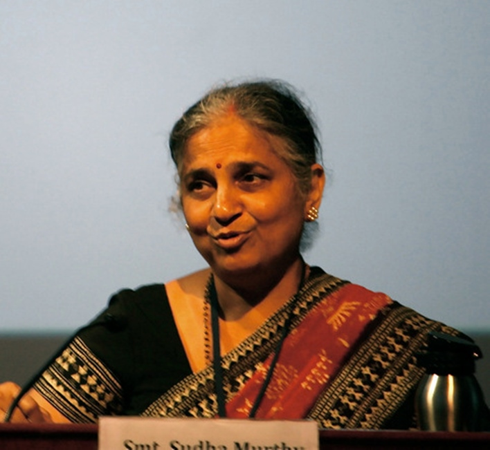 Sudha Murthy- An Iconic Women, Philanthropist, and Author